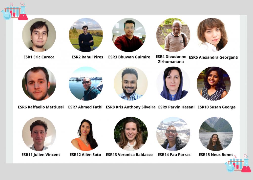 M2ex ESRs team